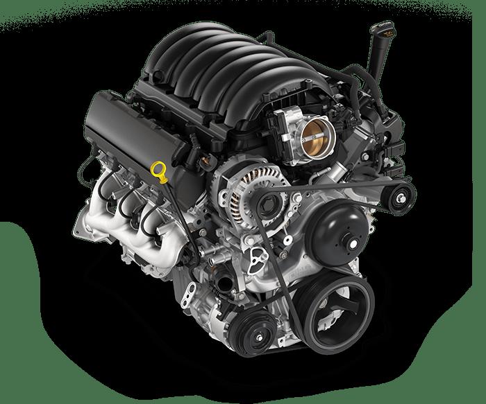 5.3L Ecotec3 V8 Engine
