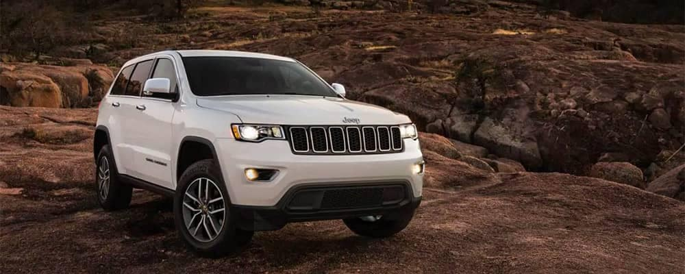 2019 Jeep Grand Cherokee Offroad