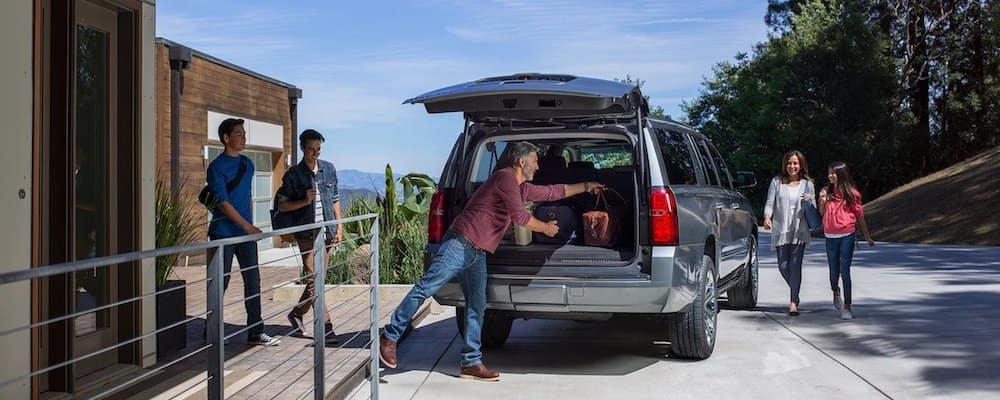 2019 Chevrolet Suburban Interior Peters Ccjdrf