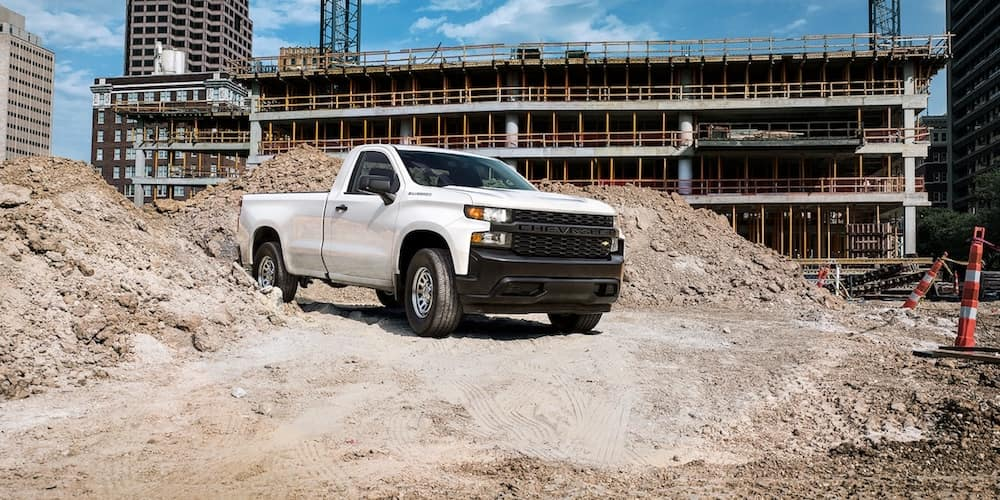 2019 Chevrolet Silverado 1500 Towing | Peters Chevrolet
