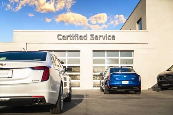 Cadillac Service Center