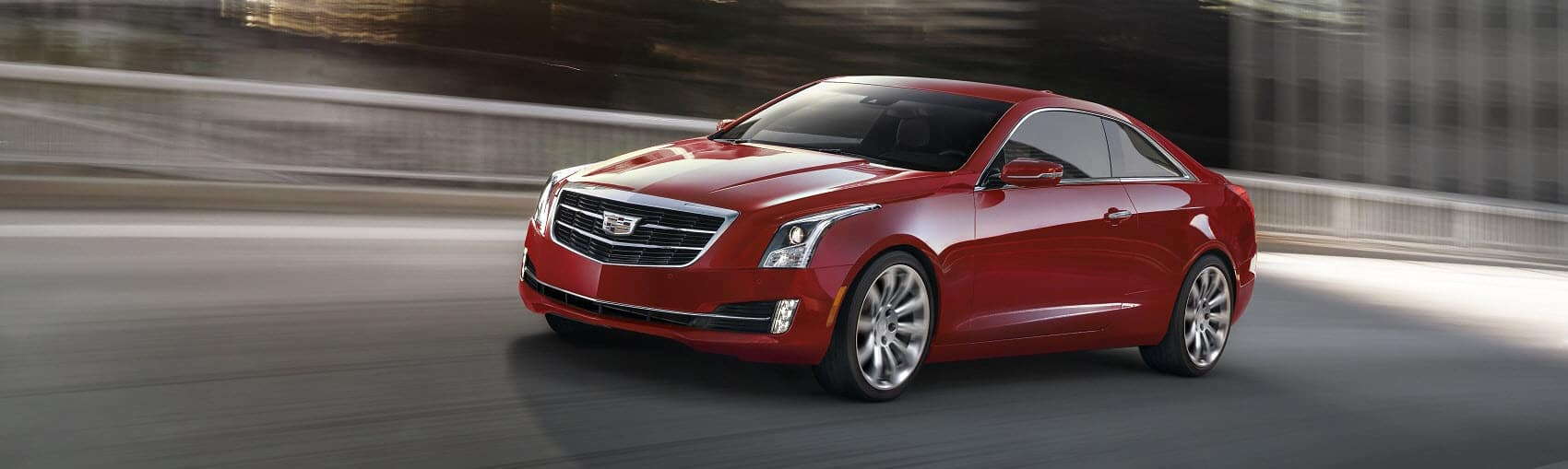 Used Red Cadillac