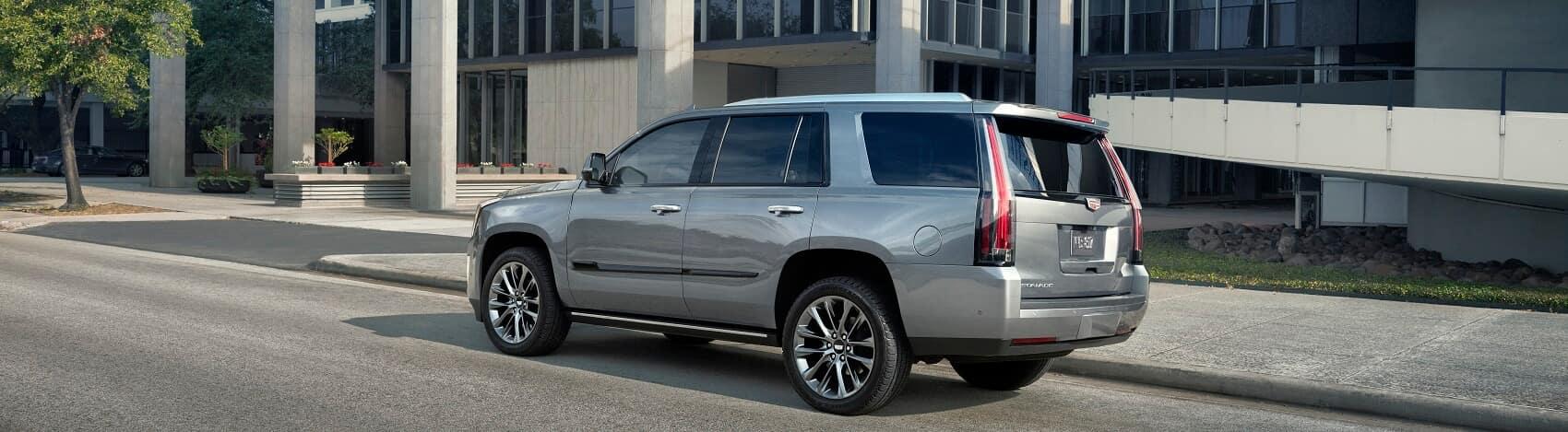 2020 Cadillac Escalade parked