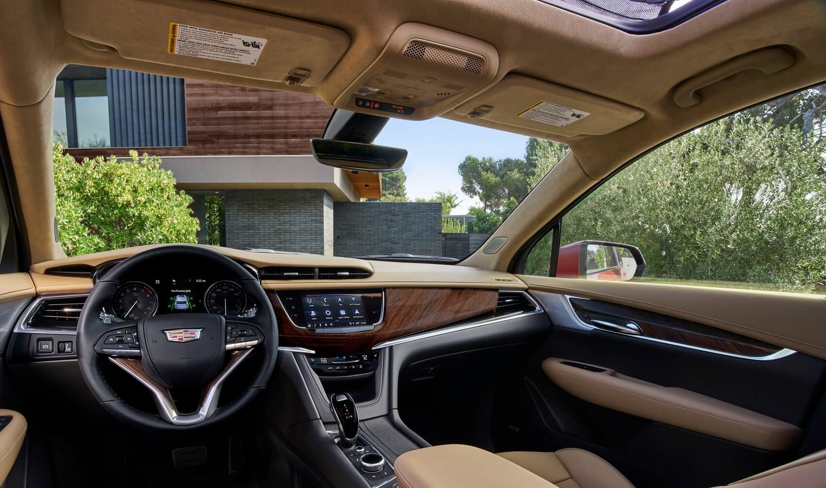 Cadillac XT6: A Brief Overview