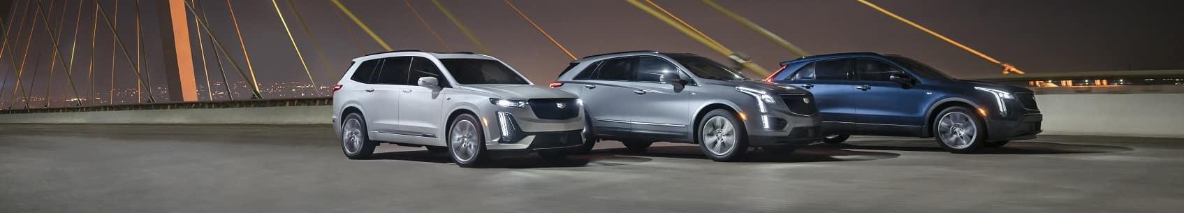 Cadillac SUVs for Sale