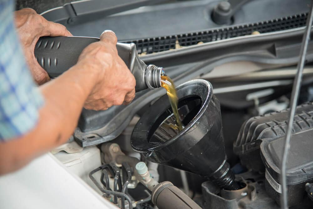 Where to Get An Oil Change