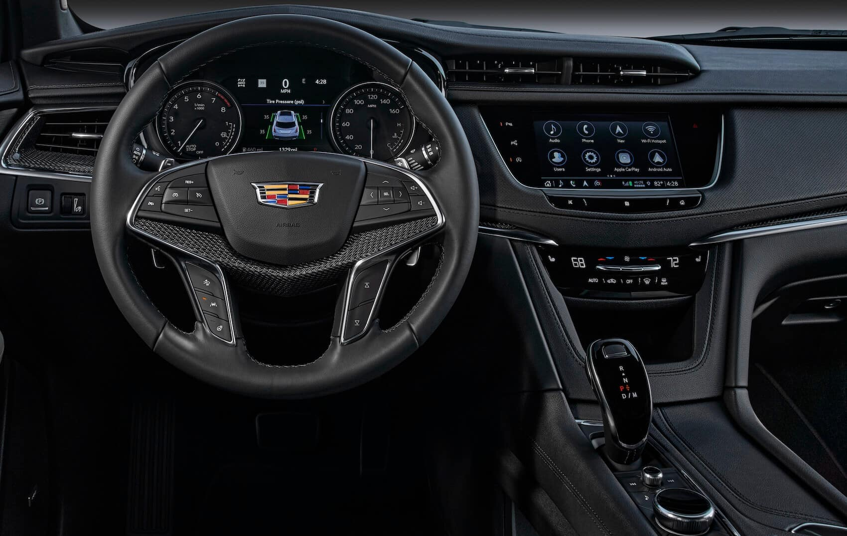 Cadillac XT5 Tech
