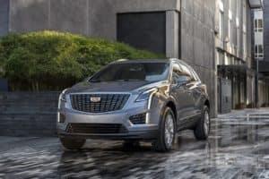 Cadillac XT5 Performance