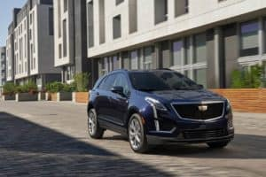 2021 Cadillac XT5 Performance