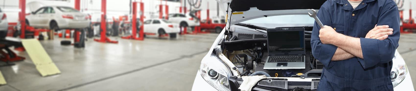 Cadillac Brake Repair