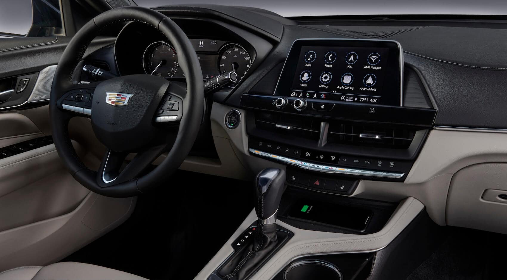 Lease a Cadillac CT4