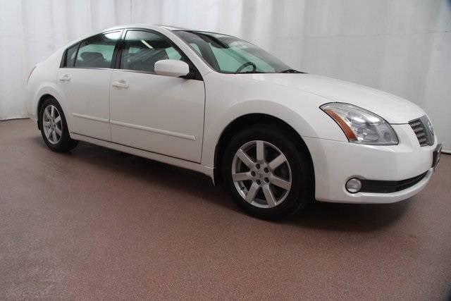 2005 Nissan Maxima Sedan for sale at Red Noland PreOwned Colorado Springs