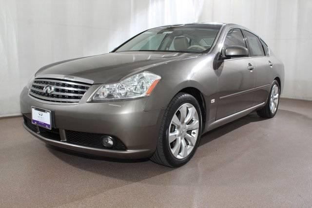 2006 INFINITI M35 for sale Red Noland PreOwned