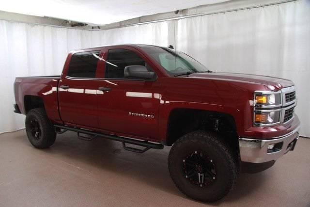 2014 Chevy Silverado at Red Noland Pre-Owned Colorado Springs