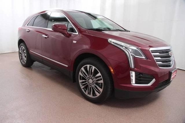 2017 Cadillac XT5 for sale Red Noland Pre-Owned