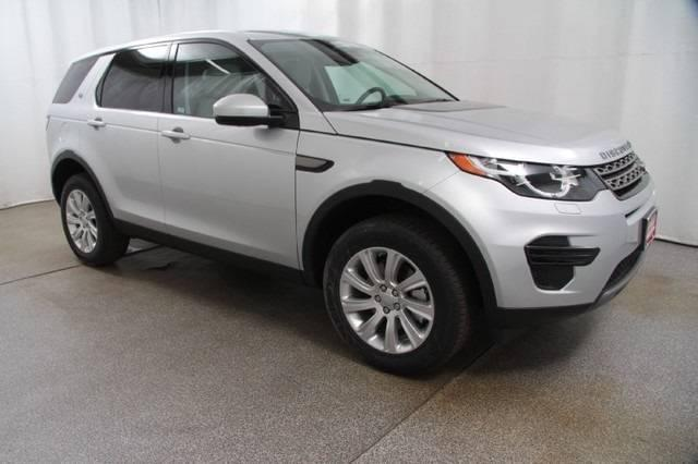 2016 Land Rover Discovery Sport at Red Noland Pre-Owned