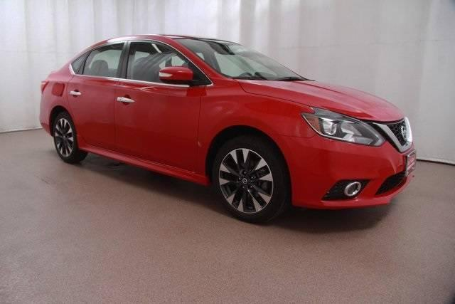 2016 Nissan Sentra for sale Red Noland Used