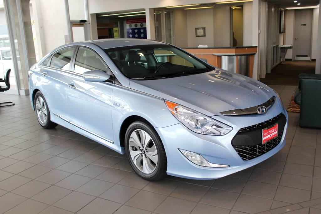 2013 Hyundai Sonata Hybrid For Sale Used Colorado Springs