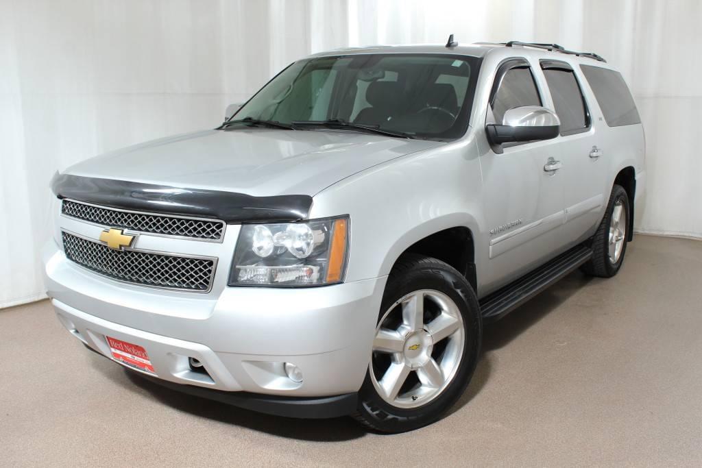 2013 Chevrolet Suburban for sale Red Noland PreOwned Colorado