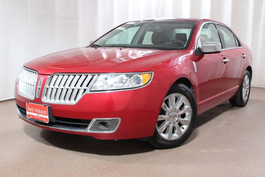 2011 Lincoln MKZ for sale at Red Noland PreOwned Colorado Springs