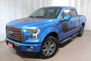 2016 Ford F 150 Lariat Special Edition For Sale Red Noland