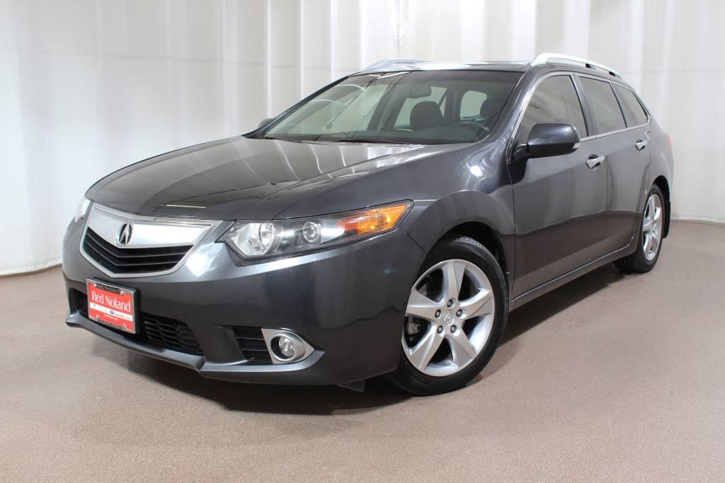 Used 2012 Acura Tsx Wagon For Sale Red Noland Preowned Colorado Springs