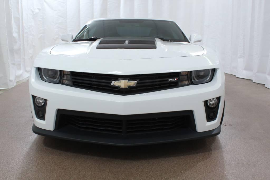 Powerful Preowned 2014 Chevy Camaro ZL-1 Colorado Springs