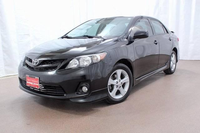 Used 2012 Toyota Corolla at Red Noland PreOwned