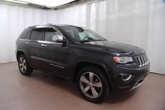 2014 Jeep Grand Cherokee Overland at Red Noland PreOwned