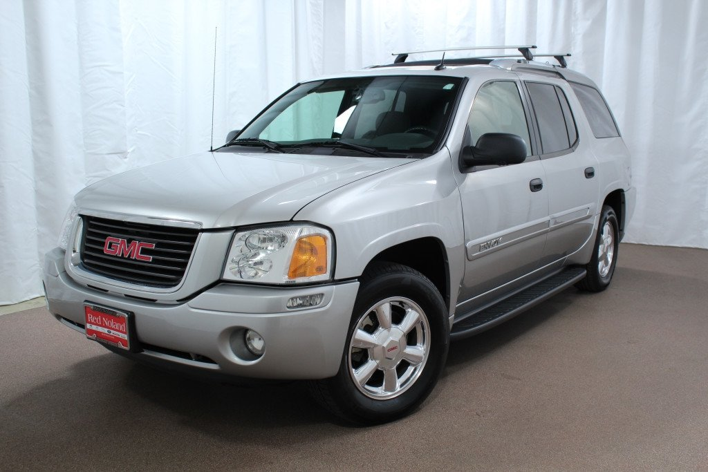 preowned 2004 gmc envoy xuv suv for sale red noland used. Black Bedroom Furniture Sets. Home Design Ideas