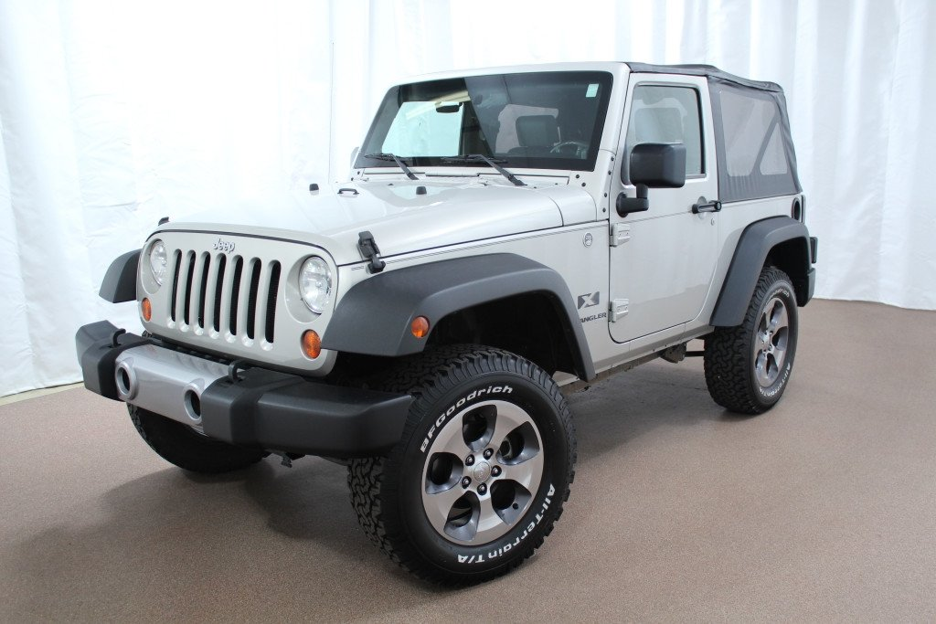 Attractive 2007 Jeep Wrangler For Sale Red Noland Used Colorado Springs