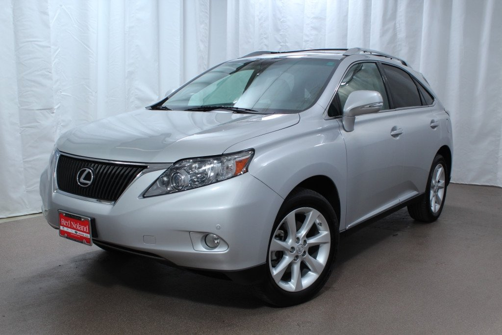 Good Used 2010 Lexus RX350 For Sale Colorado Springs