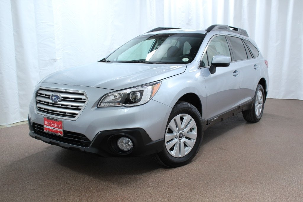 2016 Subaru Outback AWD for sale Red Noland Used