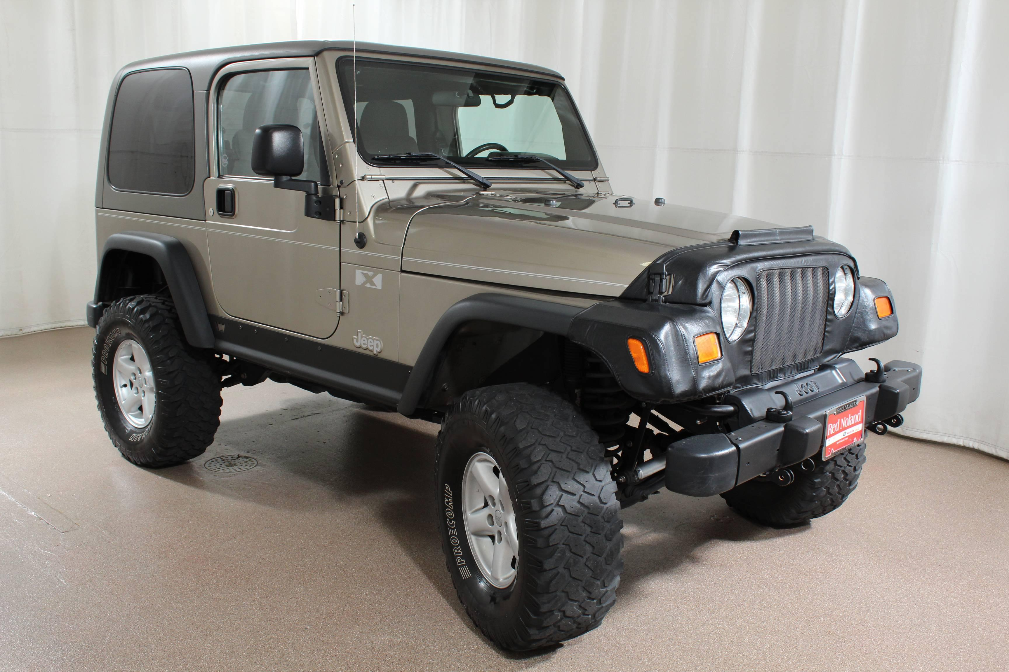 Used 2004 Jeep Wrangler For Sale Colorado Springs. U0027