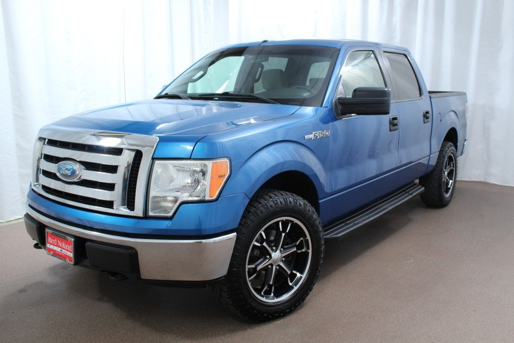 2009 Ford F-150 XLT Crew Cab for sale Red Noland Used