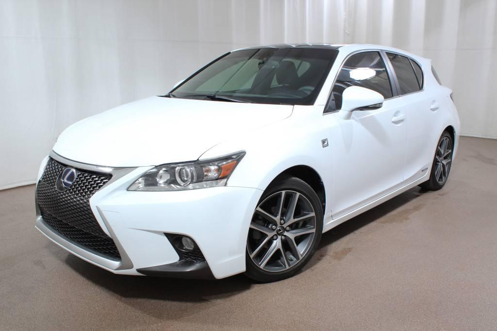 2014 Lexus CT 200h For Sale Red Noland Used