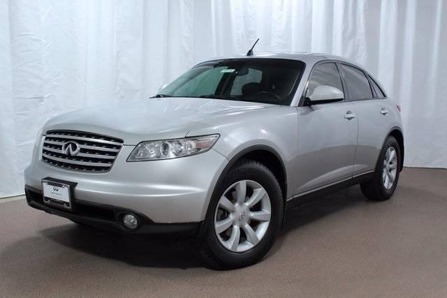 2004 INFINITI FX35 for sale Colorado Springs
