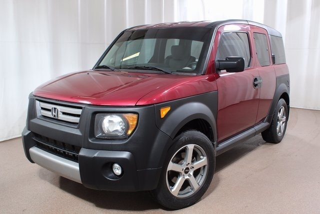 Used 2008 Honda Element Red Noland PreOwned