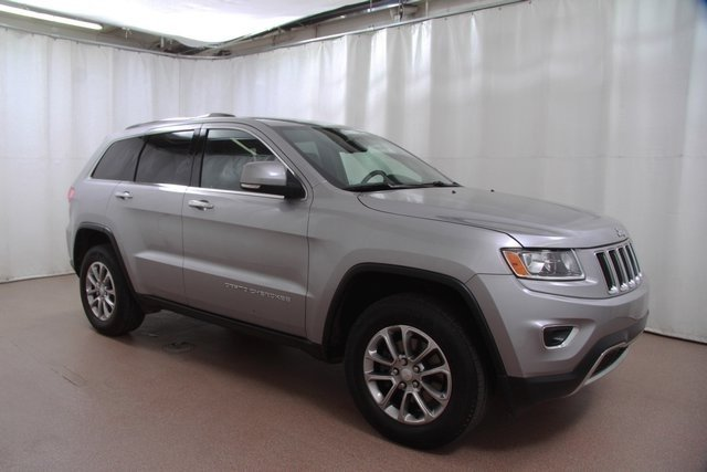 2014 Jeep Grand Cherokee Limited for Sale Red Noland PreOwned