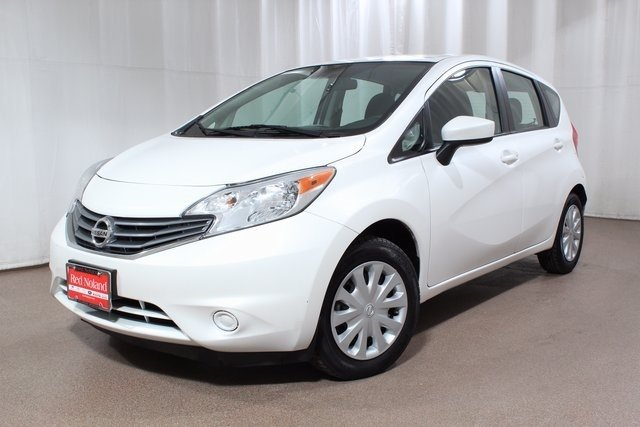Used 2015 Nissan Versa Note for Sale Red Noland PreOwned