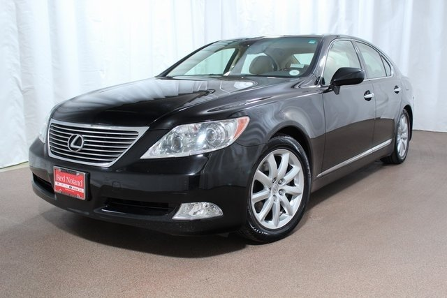 Ls 460 For Sale >> Luxury 2007 Lexus Ls460 Sedan For Sale Red Noland Pre Owned