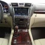2007 Lexus LS460 sedan for sale Red Noland Pre-Owned interior technology