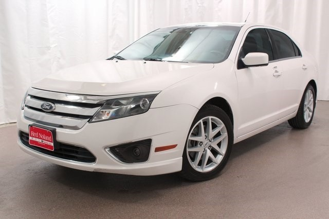 2012 Ford Fusion for sale Red Noland Used