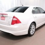 2012 Ford Fusion sedan for sale Red Noland Used