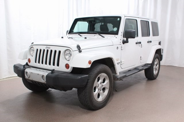 Red Noland Used 2013 Jeep Wrangler