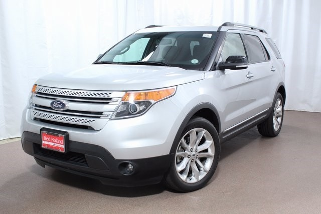 capable used 2014 ford explorer xlt suv for sale colorado springs. Black Bedroom Furniture Sets. Home Design Ideas