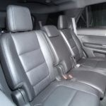 Rear seating of 2014 Ford Explorer XLT Colorado Springs