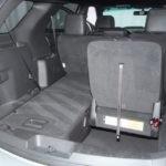 Folding rear seat 2014 Ford Explorer XLT for sale Colorado Springs