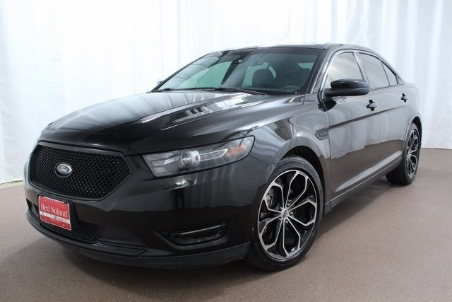2015 Ford Taurus SHO AWD For Sale Red Noland Pre-Owned