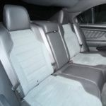 Rear seats 2015 Ford Taurus SHO for sale Red Noland Pre-Owned